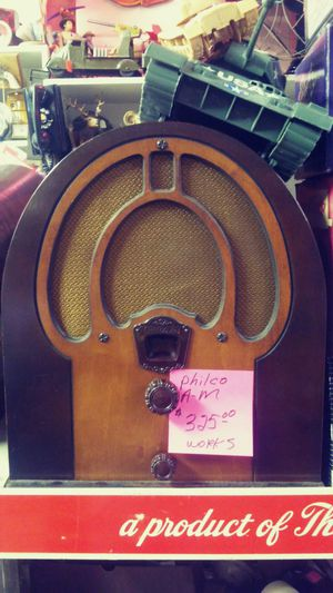 1950's Antique Radio for Sale in Salt Lake City, UT