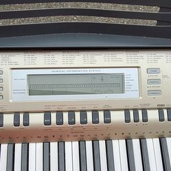 Casio Wk-200 Keyboard With Stand. Thumbnail