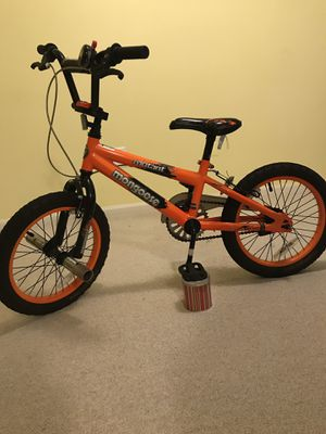 """16"""" Mangoose mutant bicycle for Sale in Bristow, VA"""