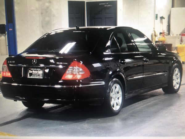 2008 Mercedes Benz E320 Diesel 75 650 Miles For Sale In