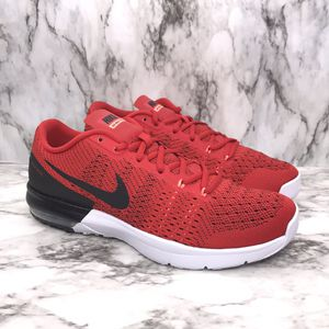 NEW Nike Air Max Typha Training Gym Red Flywire Men's size 9, 9.5, 10, 10.5, and 14 for Sale in Vienna, VA