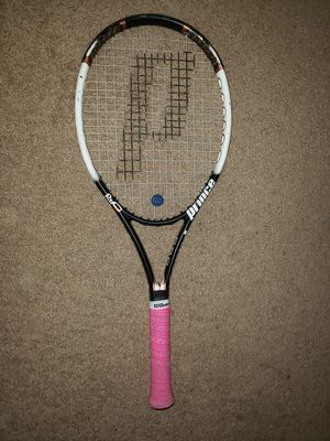 Photo Prince tennis racket used 1 semester