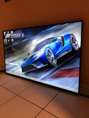 Photo 60 inch smart tv 4k vizio (read description)