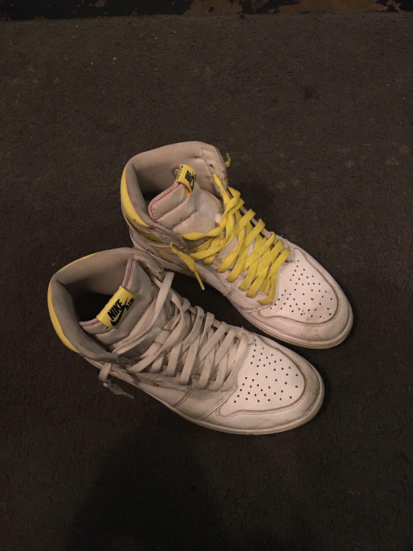 Jordan 1s Exclusive