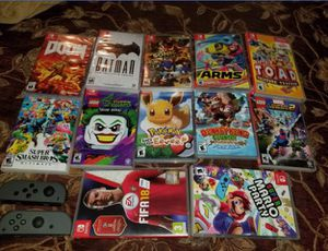 Games and console for Sale in Washington, DC