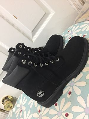 Timberland (black) size 10 for Sale in Germantown, MD