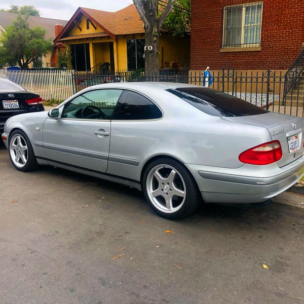 2000 Mercedes Benz Clk-320 For Sale In Los Angeles, CA