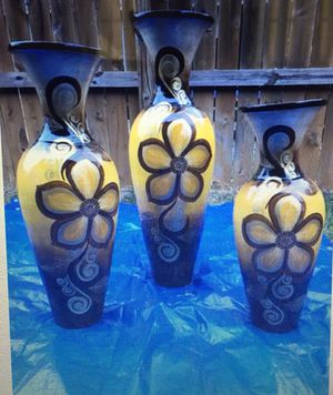 Flower Vases! for Sale in Austin, TX
