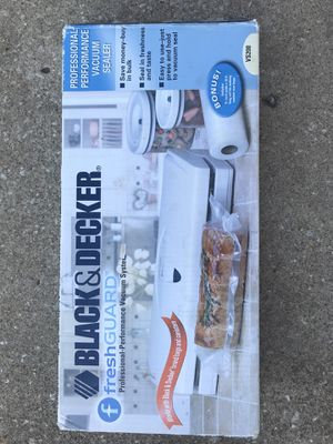 Used, Food Vacuum Sealer for sale  Broken Arrow, OK