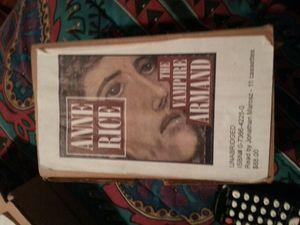 Books on tape Mario Puzo 13 tapes for Sale in Atlanta, GA
