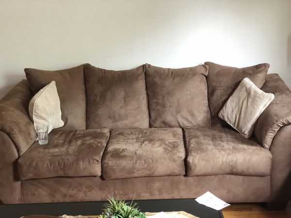 Pleasing 5 Seater Sofa Set For Sale In Bronx Ny Offerup Ncnpc Chair Design For Home Ncnpcorg