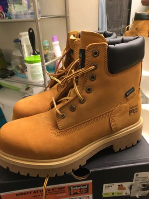 New timberland waterproof size 9 for Sale in Silver Spring, MD