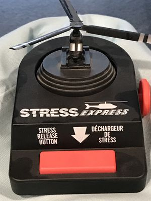Stress express toy helicopter for Sale in Darnestown, MD