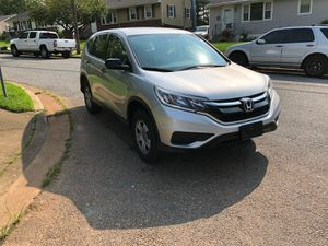 Homda CRV 2015 for Sale in Hyattsville, MD