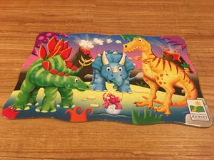 Set of 4 dinosaurs 🦕 🦖 puzzles for Sale in Elgin, IL