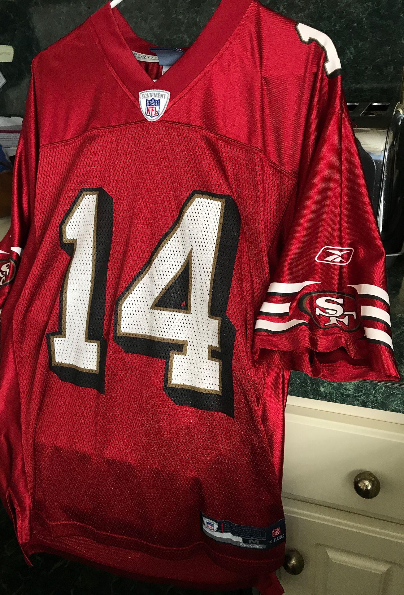 SAN FRANCISCO 49ers / O'SULLIVAN #14 JERSEY