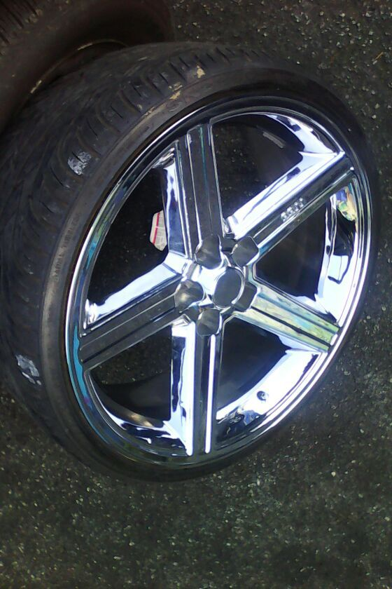 22 Inch Chevy Iroc Rims 5 Lug For Sale In Fremont Ca Offerup