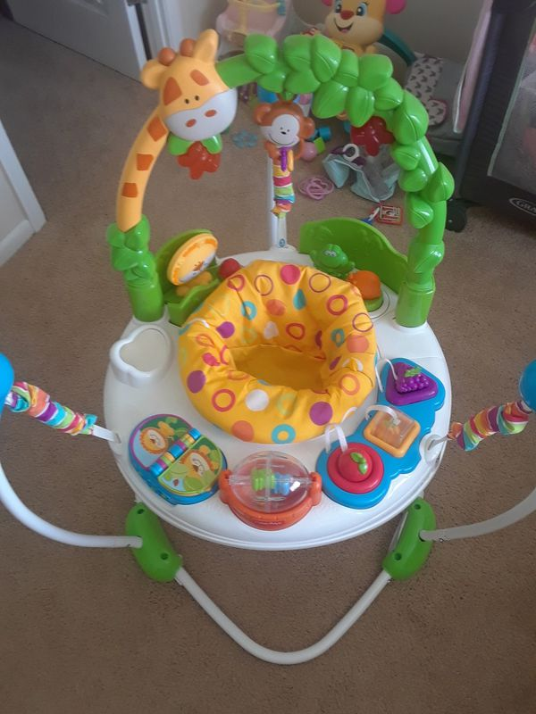 b7282975d Fisher-price go wild jumperoo for Sale in Norfolk