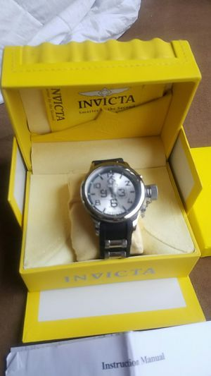 Invicta Russian diver watch 1959 tritnite chronograph for Sale in Scottsdale, AZ