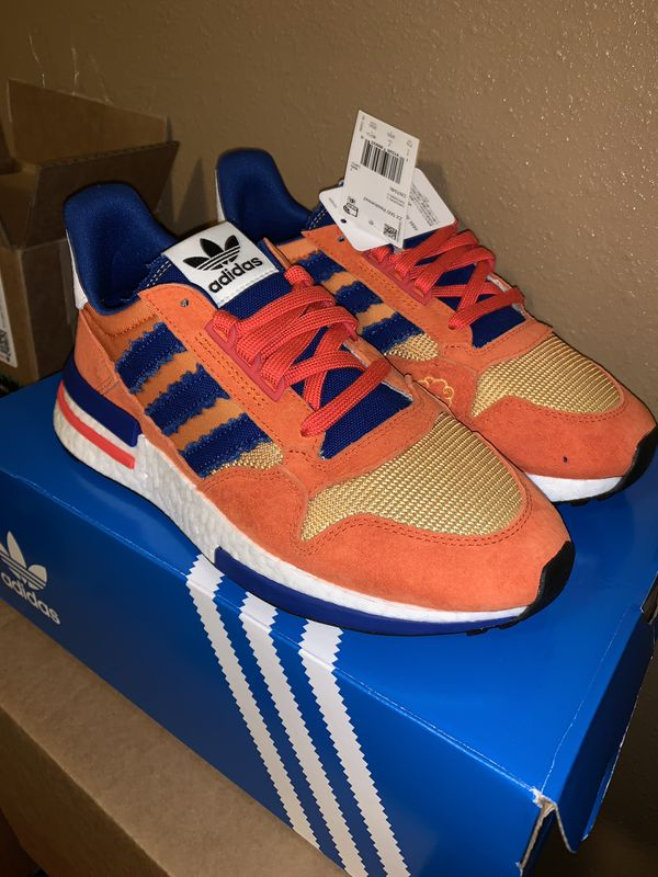 sneakers for cheap c9202 6b2d9 Adidas DBZ Son Goku for Sale in Los Angeles, CA - OfferUp