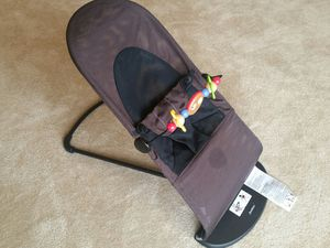 BabyBjörn Balance Soft Mesh Bouncer & Toy for Sale in Gaithersburg, MD