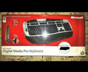 Microsoft Digital Media Pro Keyboard for Sale in Austin, TX