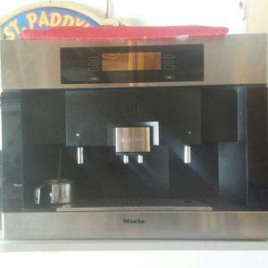 Miele Espresso Machine\Cappucinatore for sale  La Quinta, CA