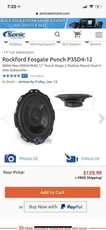 New and Used Audio equipment for Sale in Tyler, TX - OfferUp