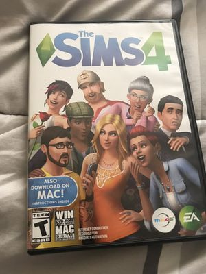 BRAND NEW SIMS COMPUTER GAME for Sale in Lanham, MD