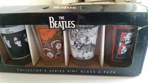 BEATLES UNOPENED 4 GLASS PACK for Sale in Montebello, CA