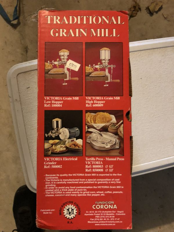Traditional grain mill for Sale in Joppa, MD - OfferUp