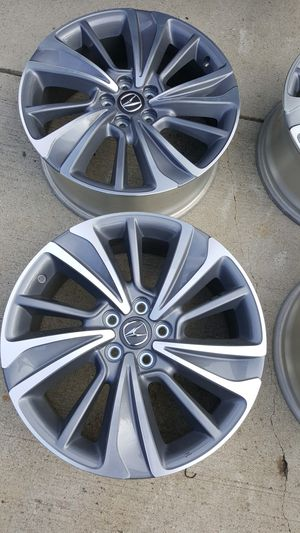 Acura MDX Advance OEM Wheels Inch Like New For Sale In Grand - Acura mdx 20 inch wheels