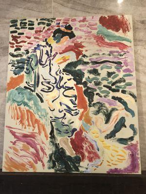 Henri Matisse -La Japonaise: Woman beside the Water Colliouere, summer 1905 for Sale in Alexandria, VA