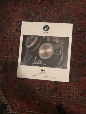 Beoplay H4 Wireless Headphones for Sale in San Francisco, CA