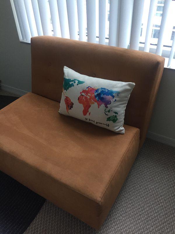 modern perfect furniture. Orange Microfiber Low Modern. Fabric Is Amazing! Perfect Furniture For Any Room! Sale In Miami, FL - OfferUp Modern A