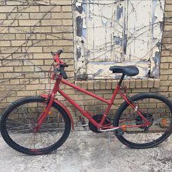 Medium 5 Gear Hybrid Road Bike Thumbnail
