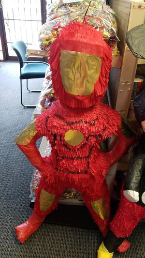 👀Iron man 👀Piñata👀 for Sale in Houston, TX
