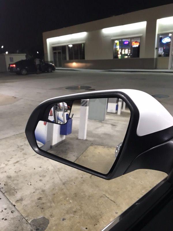 Hyundai Sonata 2017 2016 Outside Driver Side Mirror