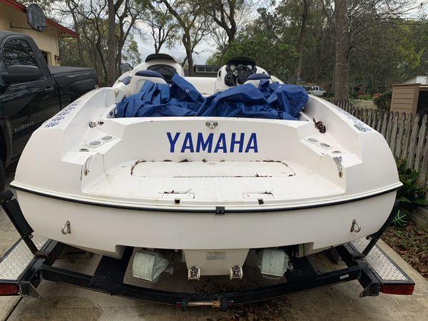 2000 Yamaha Ls
