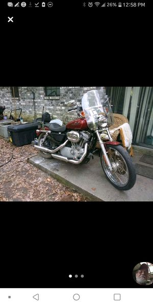 Photo 2010 Harley Davidson 883 low miles. Really nice. Clean title. Must Sale