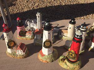 Lighthouses-Lefton's Historical American Lighthouses for Sale in Laveen Village, AZ