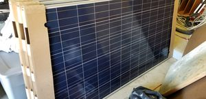 Canadian solar 290w x6 panels for Sale in San Francisco, CA