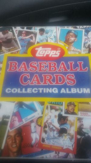 New And Used Baseball Cards For Sale In Albuquerque Nm