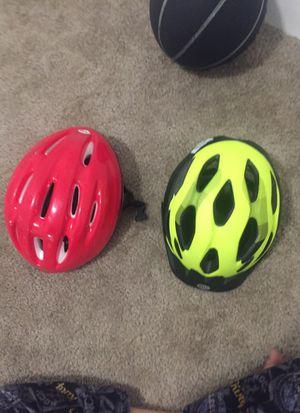 2x Helmets for Sale in Salt Lake City, UT