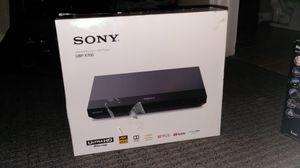 Sony Ultra HD Blue Ray/Dvd Player for Sale in Auburn, WA