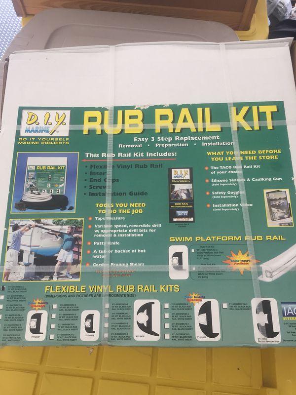 Boat rub rail kit for Sale in Boca Raton, FL - OfferUp
