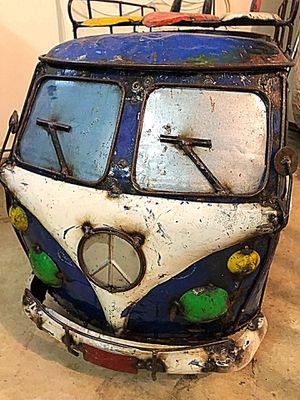 Cool Hippie 60's Volkswagen Van Cooler for Sale in Springfield, VA