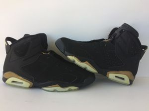 cbe728787ddc65 Jordan 6 DMP Size 10.5 VI Defining Moments Pack Bred Concord Royal Space  Jam BIN Yeezy