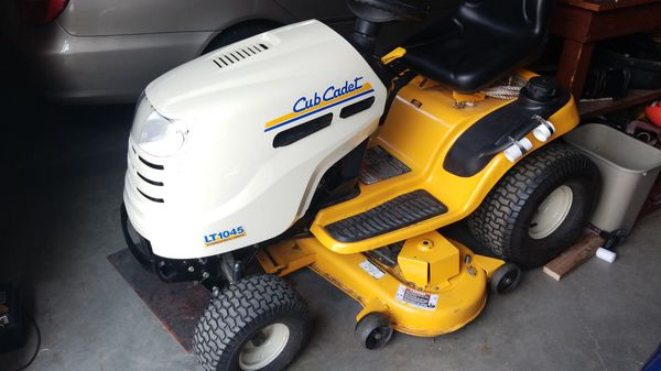 Cub Cadet Lawn Tractor For Sale In Seattle Wa Offerup