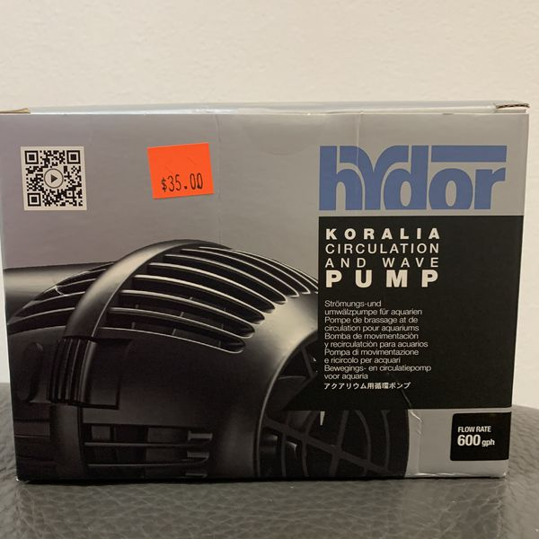 Water Pump From Hydor For Aquariums For Sale In Miami, FL